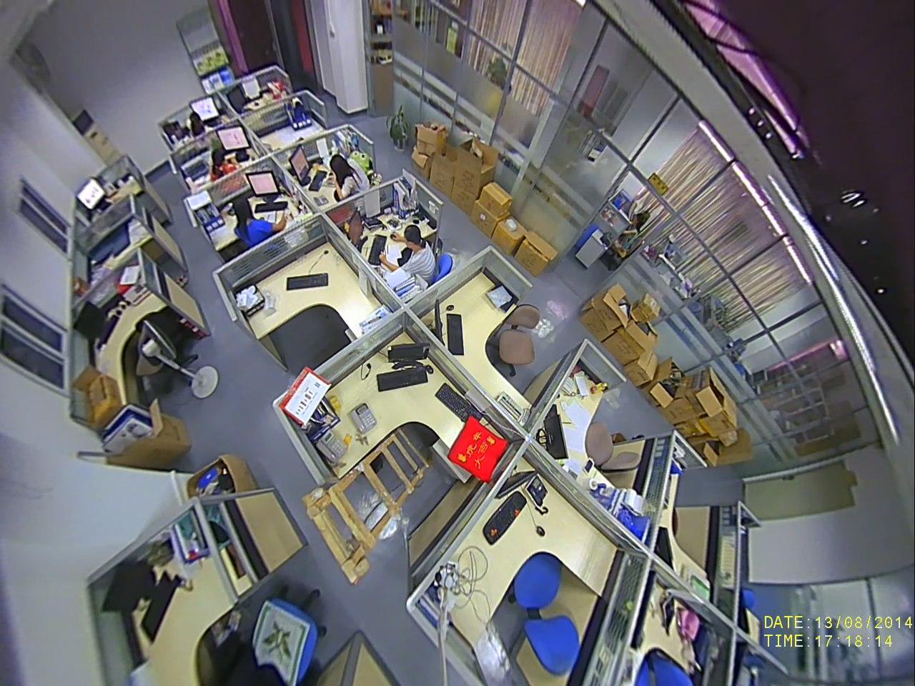 360 dome camera
