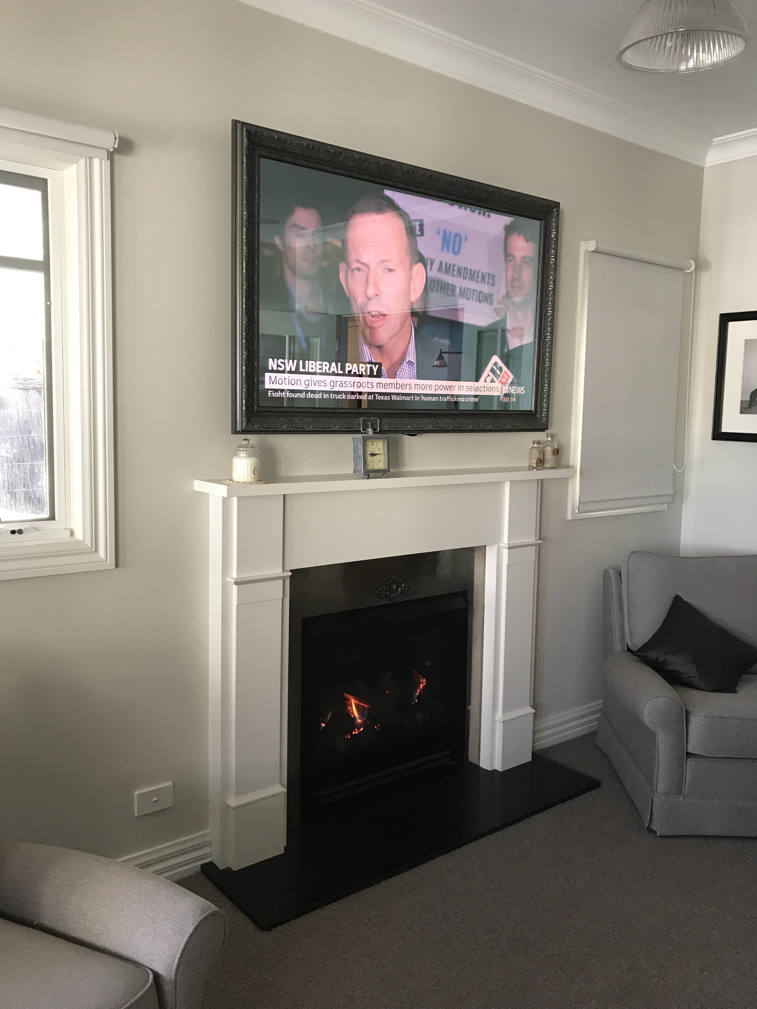 Tv Wall Hanging 1 Tv Guy Hang My Tv Installation Price